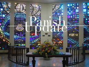 Friday, 5/1/20 Bishop Silva's Memo to Clergy, Parishes, and the Catholic Faithful