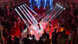 Soirée dansante sur de la cumbia