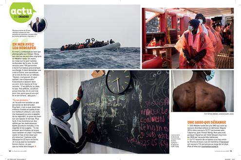 "Magazine ""Le Monde des ados"""