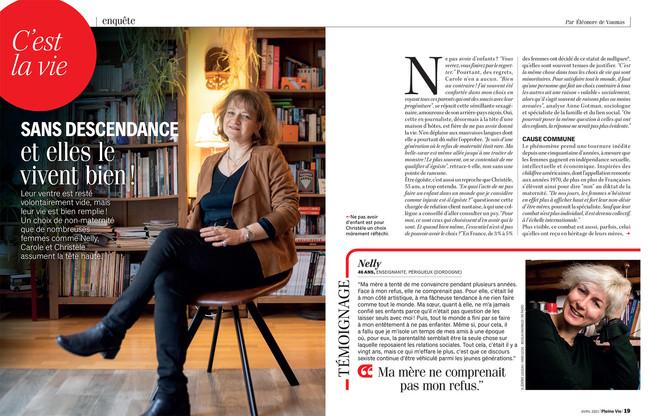 """Magazine """"Pleine Vie"""""""