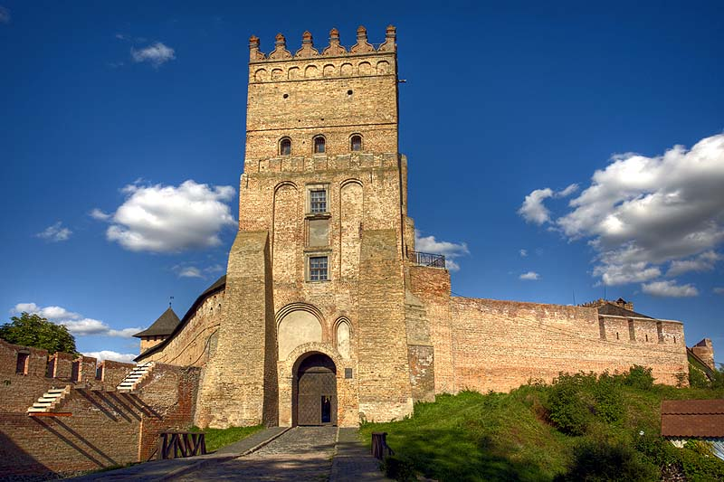 Lutsk_castle01