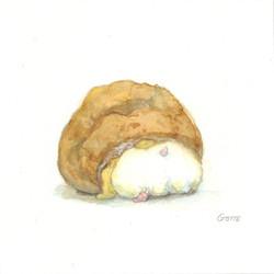 シュークリーム①
