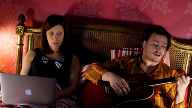 Angela Peters & Adam Tucker in We Are No