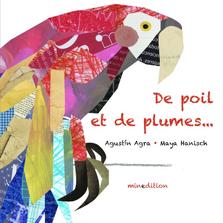 book maya hanisch de poil et de plumes kid illustration art libro  ilustracion niños chile arte editorial