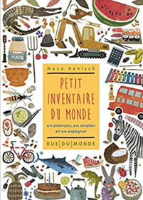 book maya hanisch petit inventaire kid illustration art libro  ilustracion niños chile arte editorial