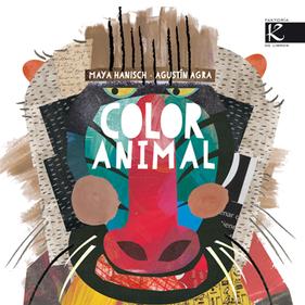 book maya hanisch color animal kid illustration libro  niños