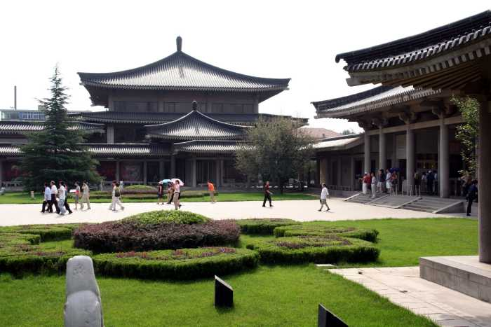 Musée de la province du Shaanxi