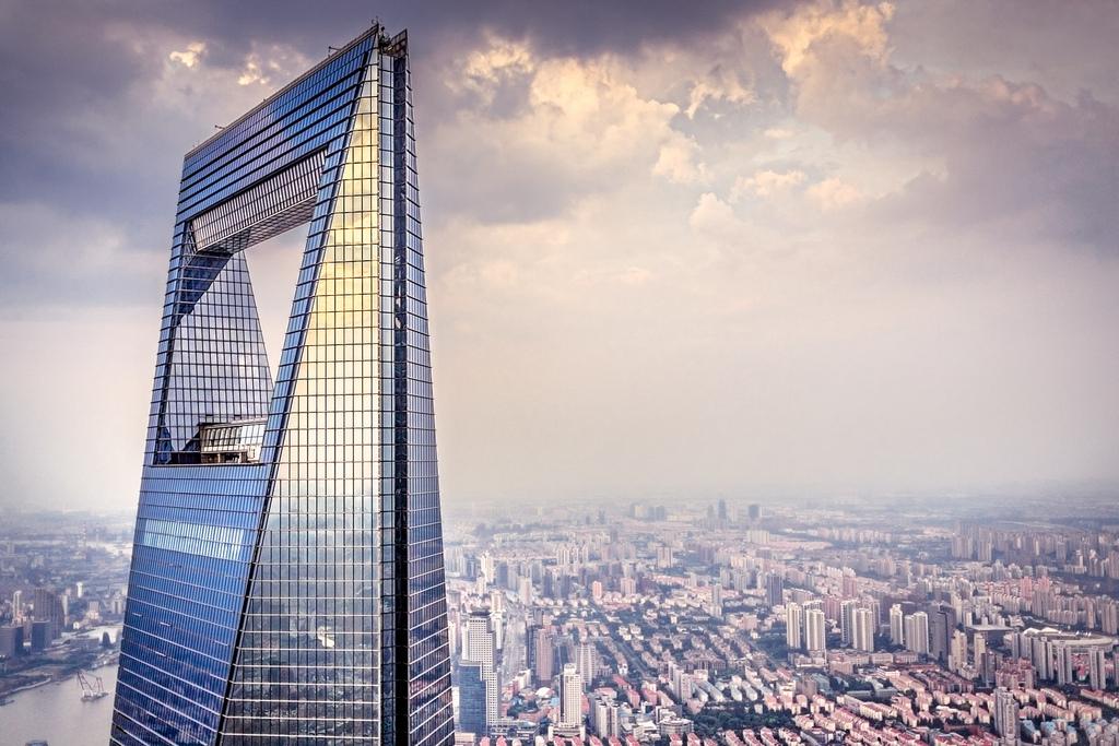 Le décapsuleur, Shanghaï