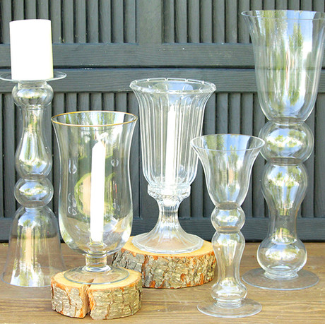 Candle Holders/Vases