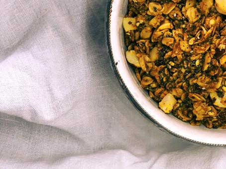 Super Nutty Granola
