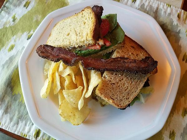 BST Hatch Chili Sandwich