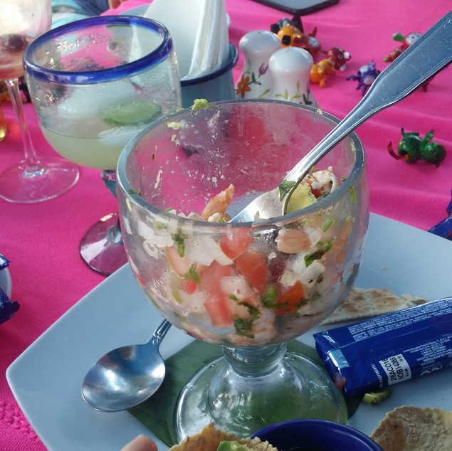 Fish & Shrimp Ceviche