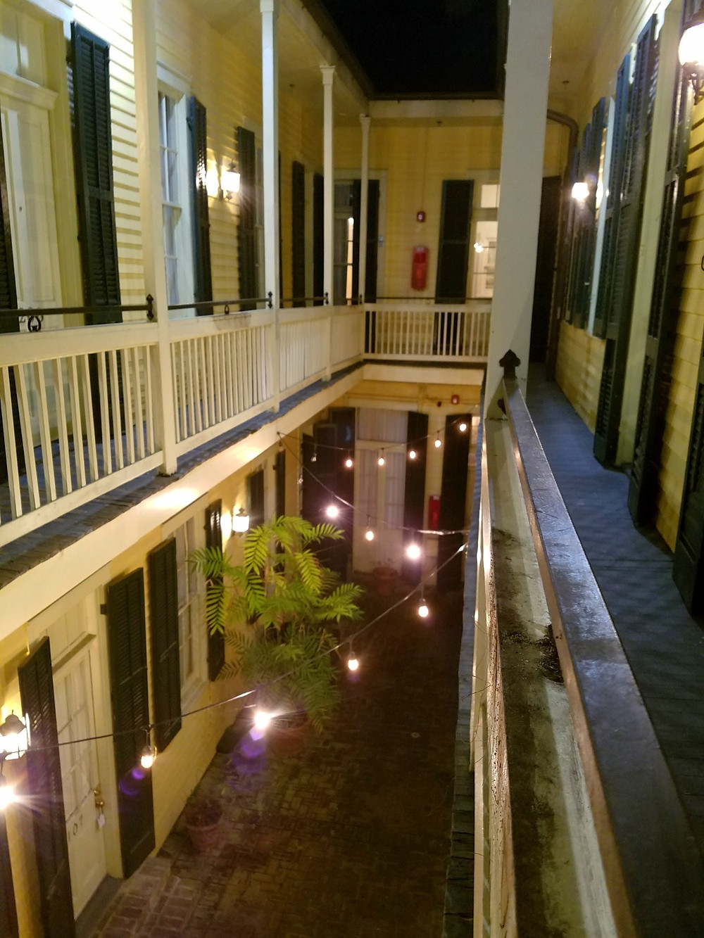 Andrew Jackson Hotel, New Orleans