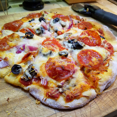 Best Sourdough Pizza Crust Recipe