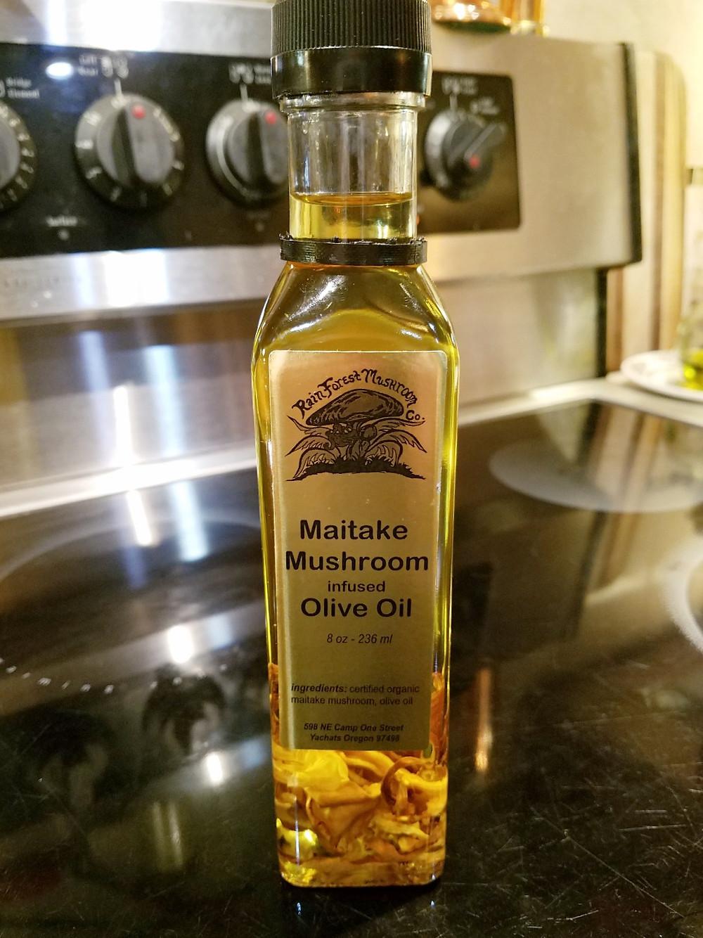 Maitake Mushroom Oil