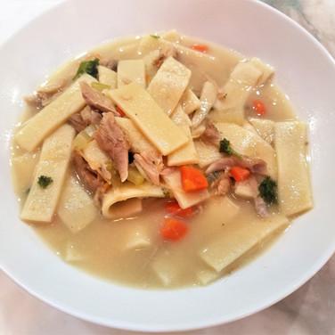 Turkey Noodles