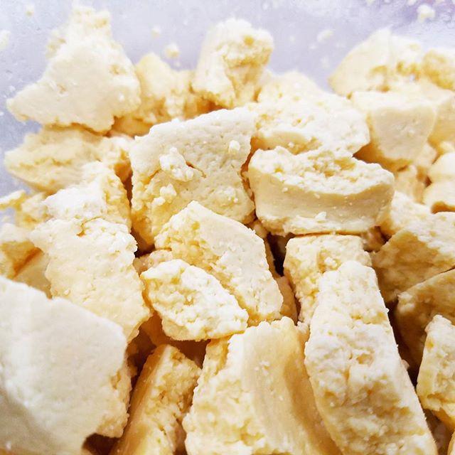 Fresh Cheese Curds a.k.a. Squeaky Cheese!