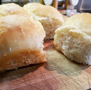 Delicious buttery Sourdough Pull-Apart R