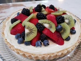 My Fabulous Fresh Fruit Tart