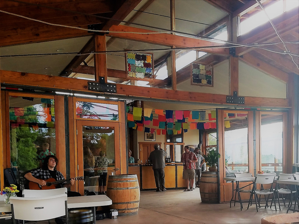 Dunbar Farms Tasting and Event Room, Medford OR