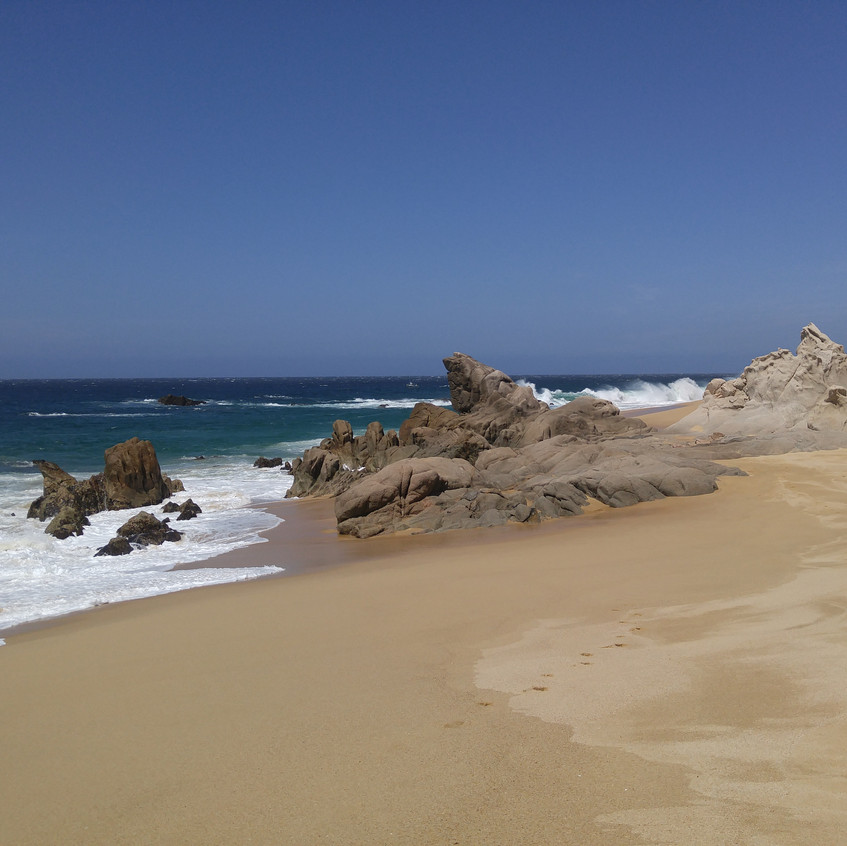 Pedregal Beach