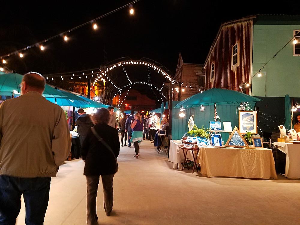Palace Market, Frenchmen Street, NOLA