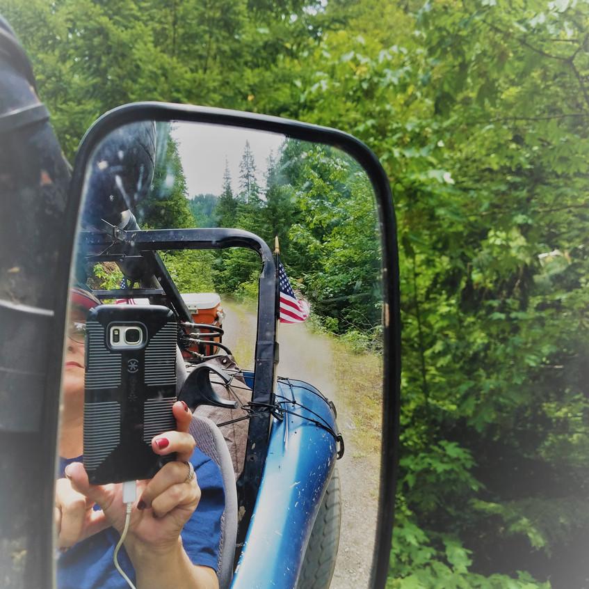 Backwoods Selfie