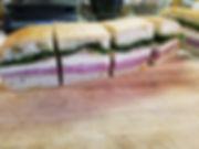 Italian Pressed Ciabatta Sandwiches