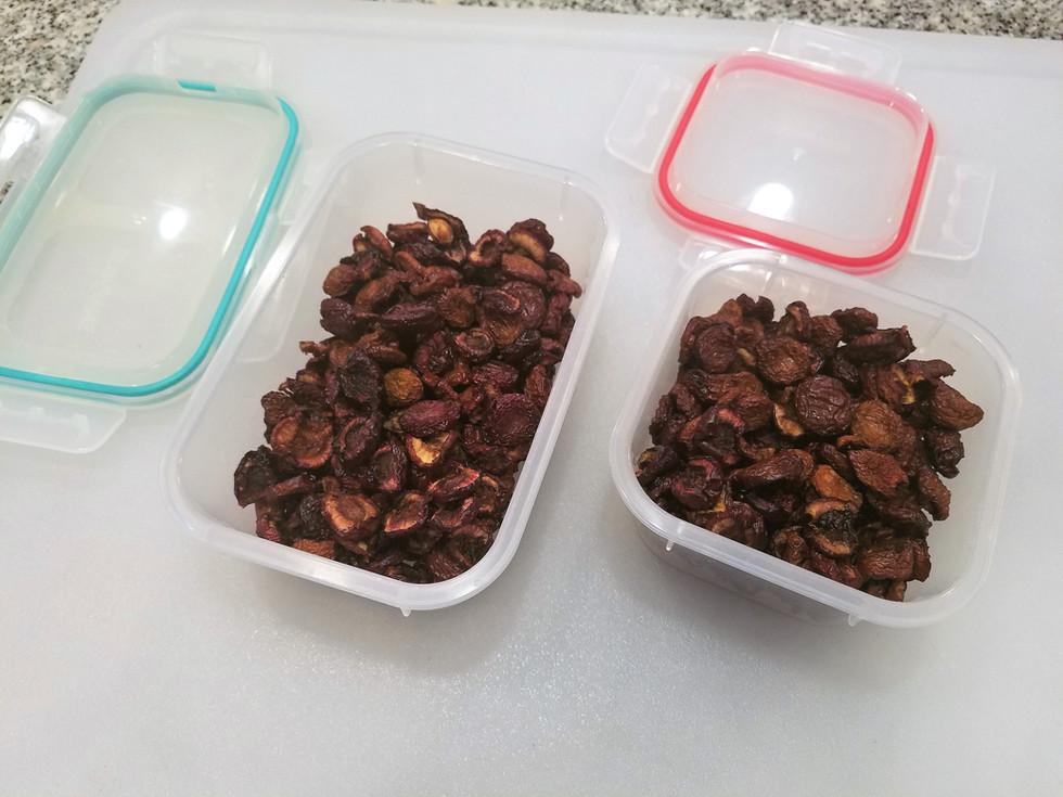 Sun Dried Bing Cherries