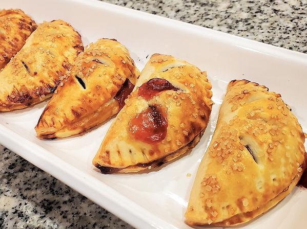 Bing Cherry Hand Pies