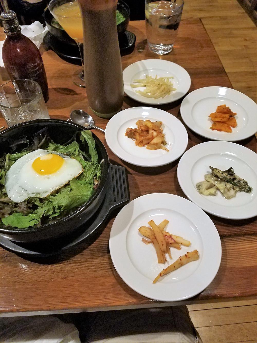 SooRah Korean Cuisine, Korean Food in the Rogue Valley