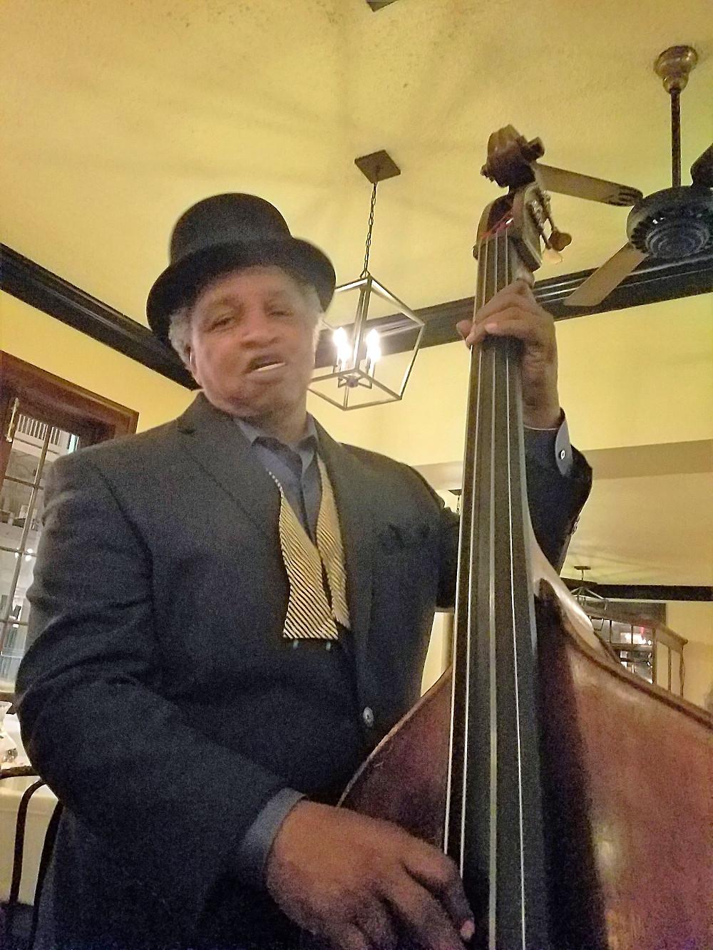 The Gumbo Jazz Trio at Arnaud's Jazz Bistro