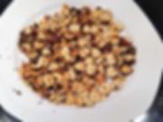 How to Toast Hazelnuts