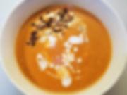 Panang Pumpkin Soup