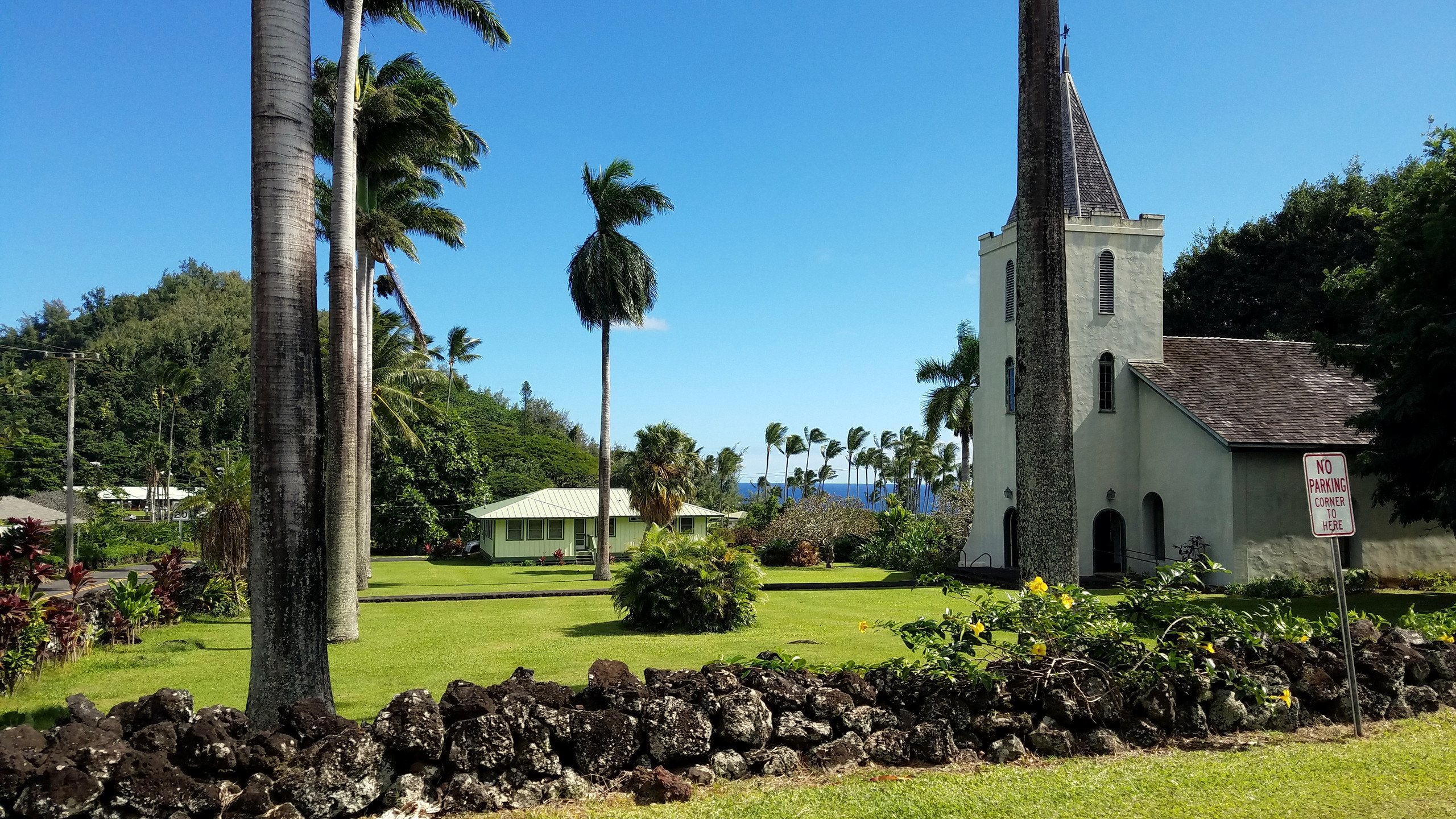 A Church in Hana, Maui HI