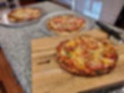 Fast Easy Sourdough Pizza Crust Recipe   Oven Baked Pizza Crust   Grilled Pizza Crust   Grilled Sourdough Pizza   Sourdough Discard Recipe   Green Mountain Grill Pizza Oven   Pellet Grill Pizza Oven Review