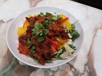Bulgogi Beef Salad Bowl