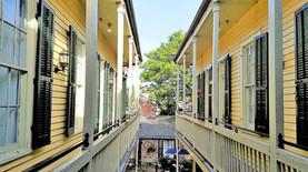 Andrew Jackson Hotel, French Quarter, New Orleans, LA