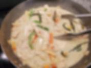Chicken Coconut Milk Curry