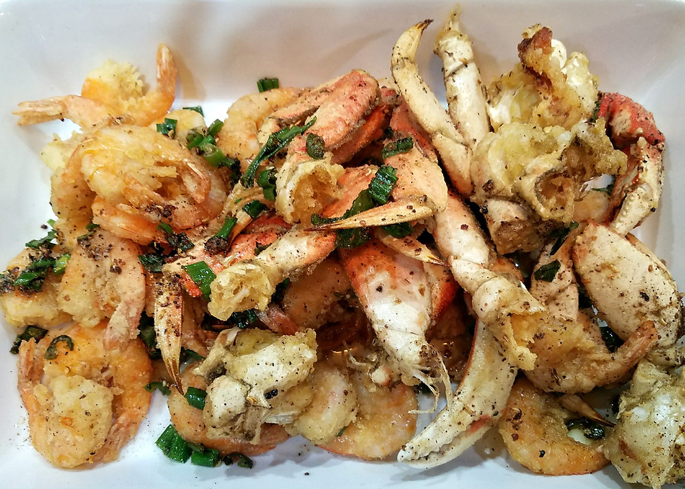 Grilled Chicken Roasted Sweet Potato Caesar Salad