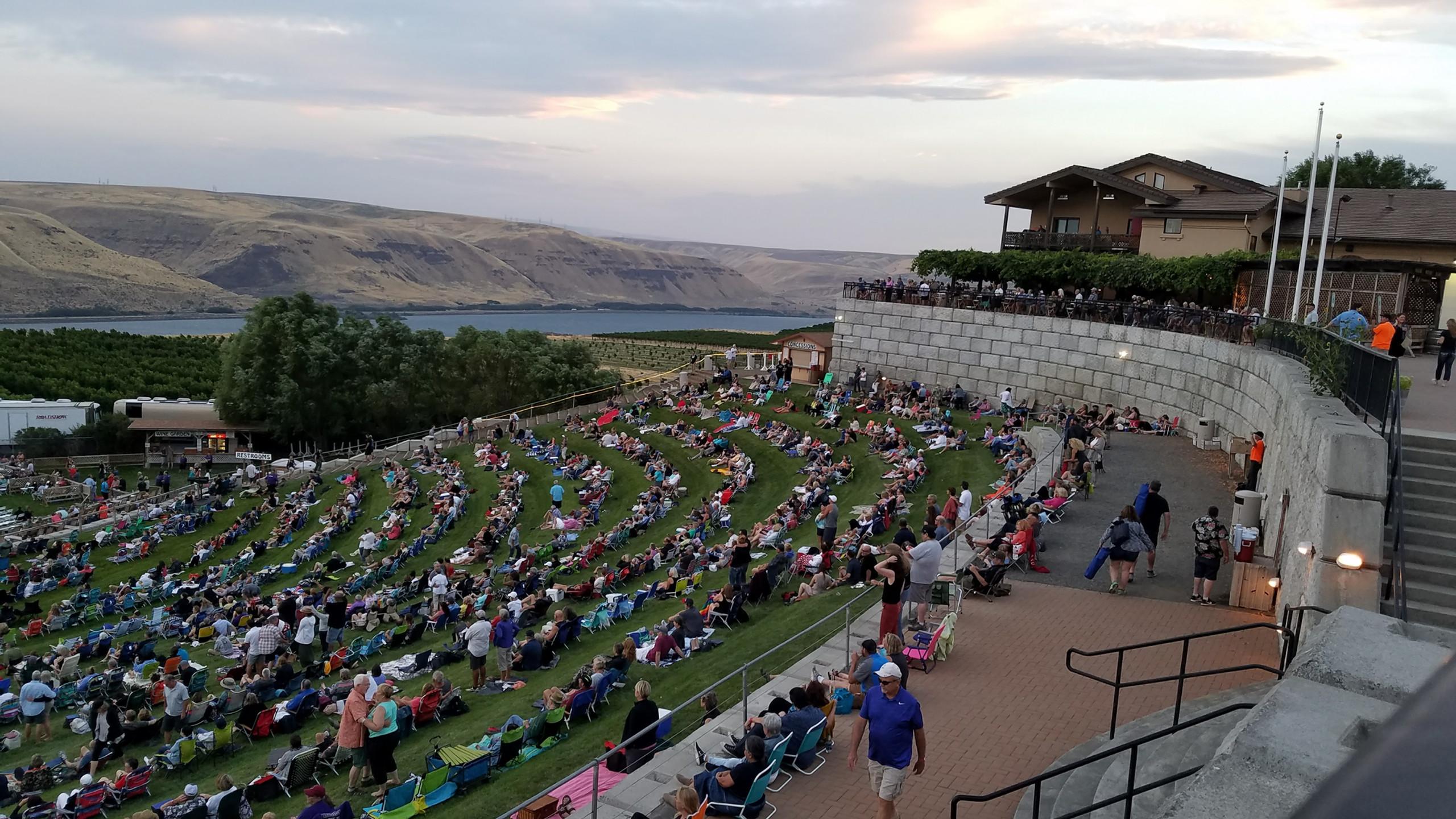 Maryhill Winery Concert