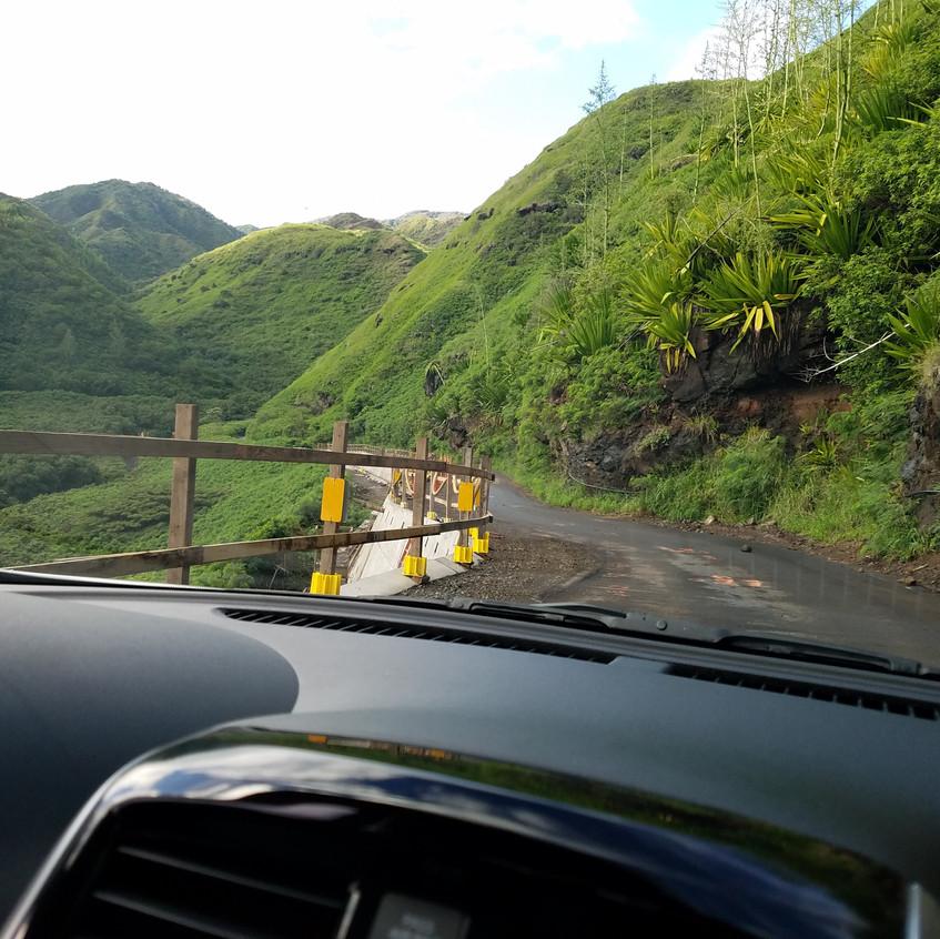 Hwy 30, West Maui HI