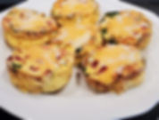 Light Breakfast Egg Muffins