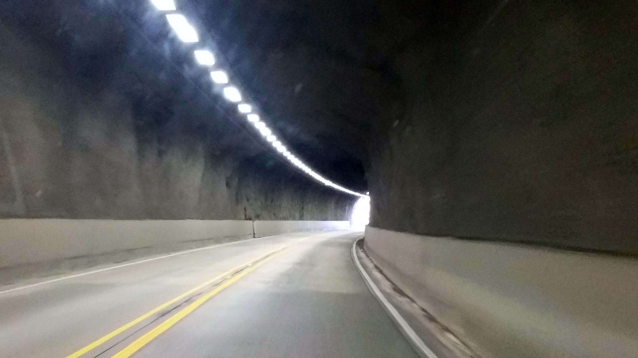 Elk Creek Tunnel