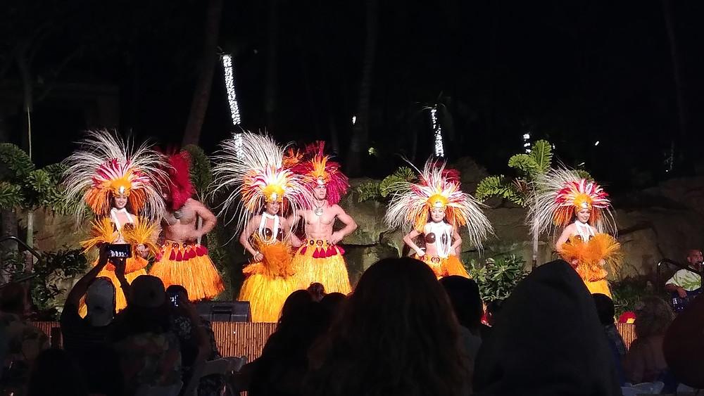 Wailele Luau, Maui, HI