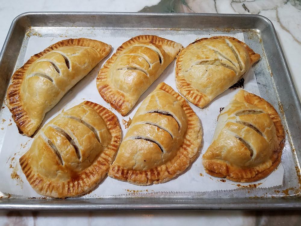 Irish Lamb Hand Pies
