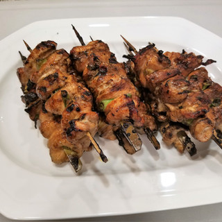 Remove the yakitori from the grill and allow it to rest for 5 minutes.