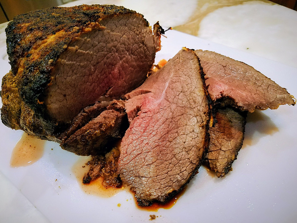 Worcestershire Butter Beef Roast