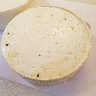 Garlic and Onion Queso Fresco