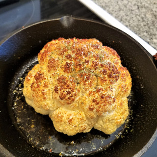 Roast in a preheated oven for 40-45 minutes then sprinkle with the herb salt blend.